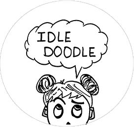 Idle Doodle Net Logo