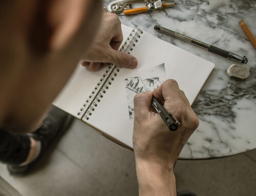How Doodling Benefits your Brain