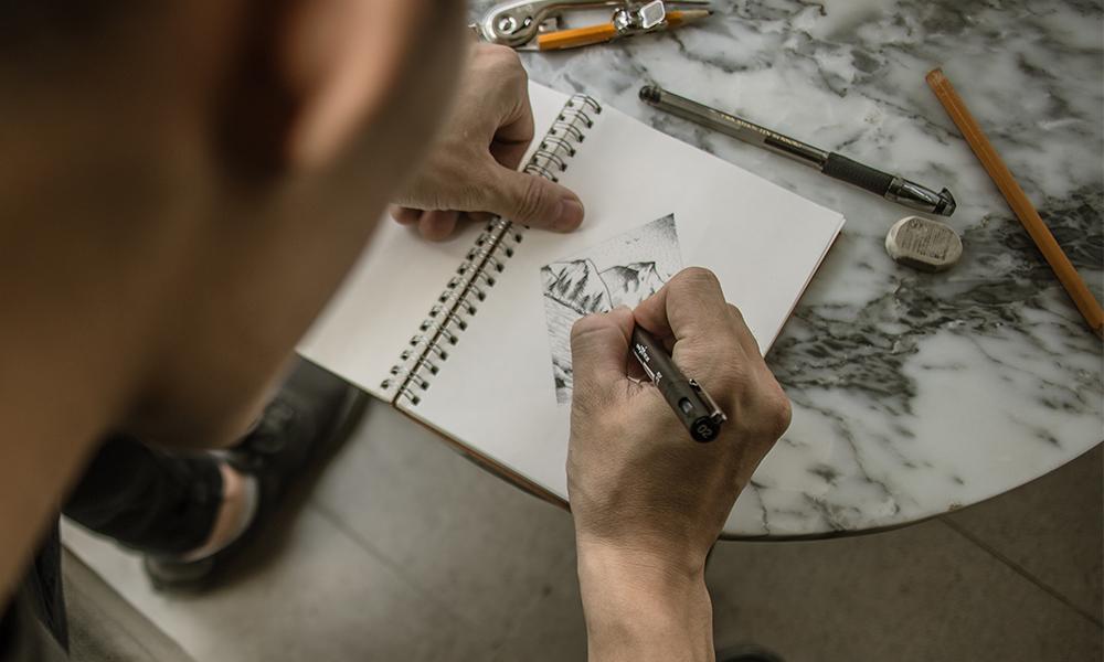 How Doodling Benefits your Brain