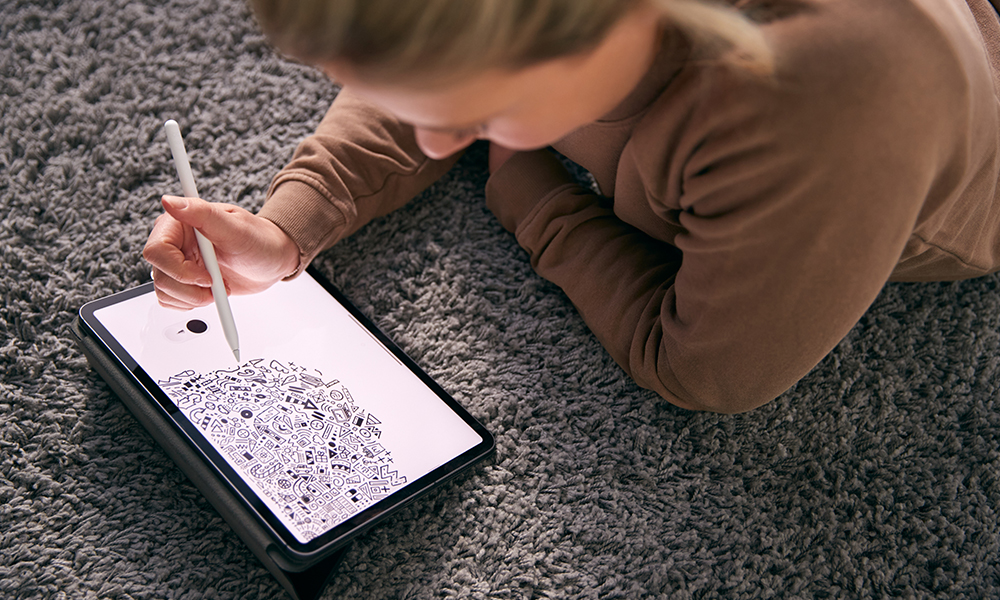 how doodling boost creativity